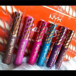 NYX Makeup - NYX Candy Slick lipgloss bundle